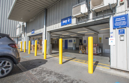 Access Self Storage - Acre Lane - loading bay