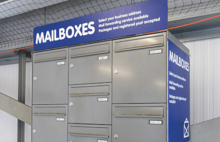 Access Self Storage - Acre Lane - mailboxes