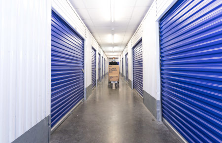 Access Self Storage - Acre Lane - corridor