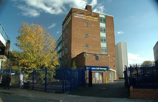 Our self storage facility in Balham