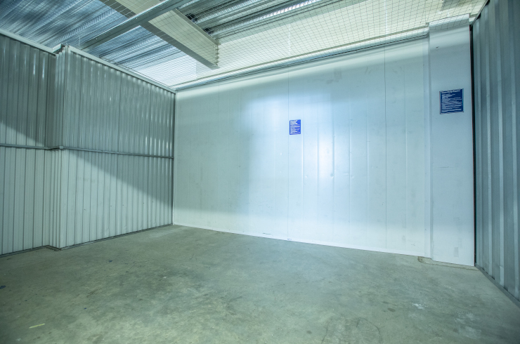 Access Self Storage Battersea - large storage unit
