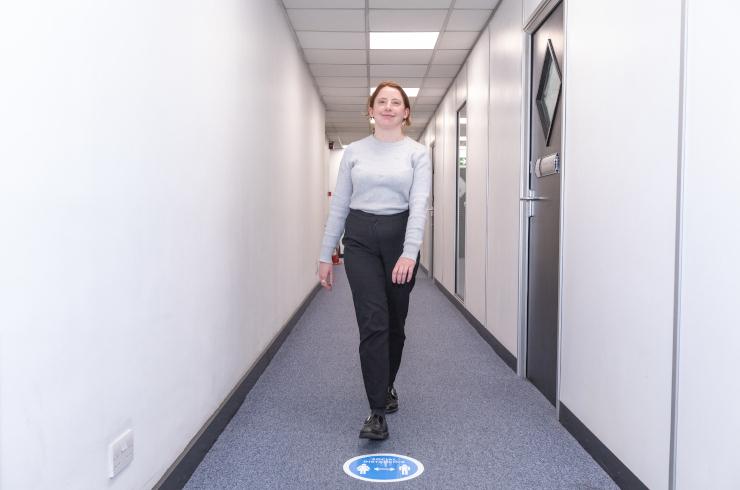access-offices-battersea-corridor