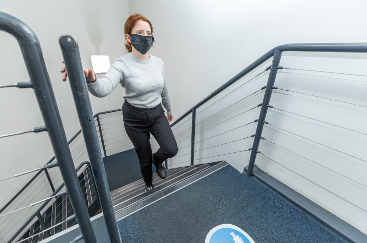 access-offices-battersea-stairs-mask