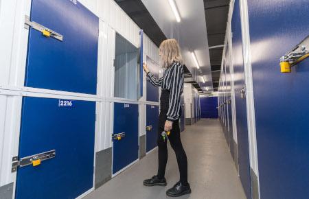 Access Self Storage Bristol - lockers
