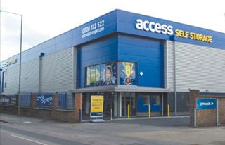Our Access Self Storage  Byfleet facility
