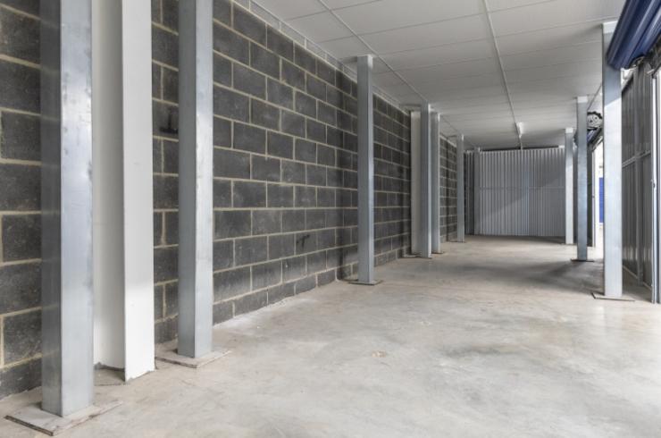 Access Self Storage Cheam - large storage unit