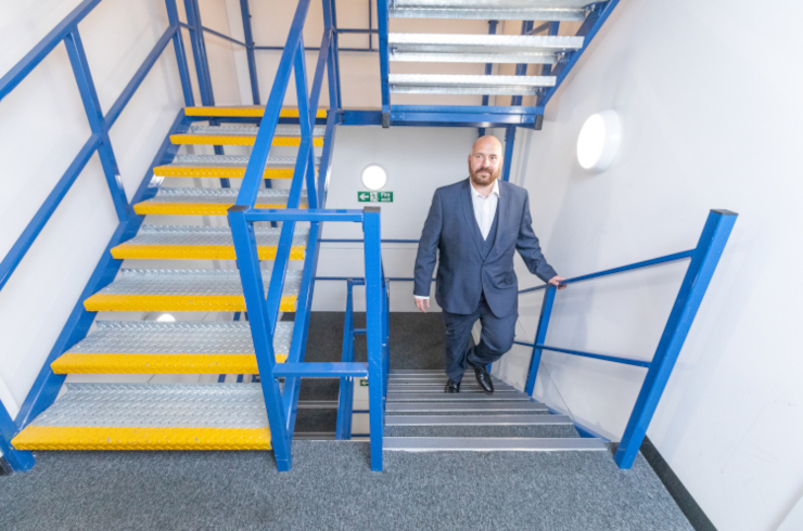 access_offices_cheam_stairs