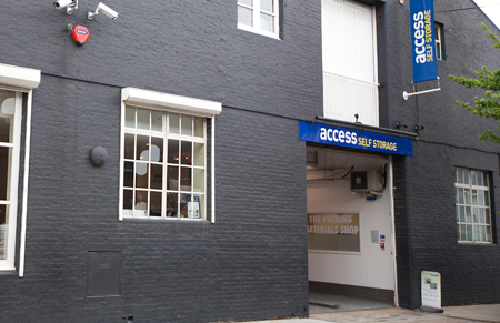 Access Self Storage Chelsea - front