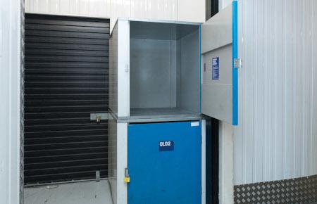 Access Self Storage Chelsea - lockers