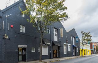 Our self storage facility in Chelsea.