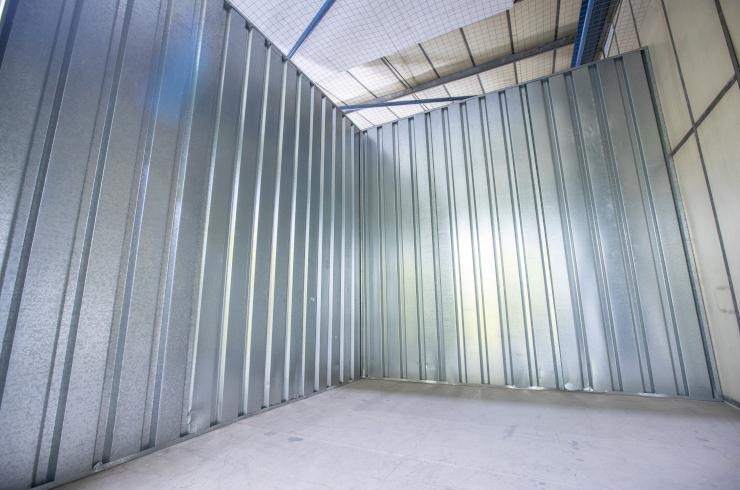 Access Self Storage Edmonton - small storage unit