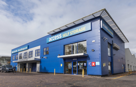 Access Self Storage Guildford - building