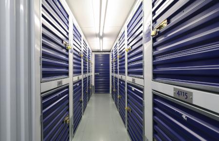Access Self Storage Guildford - lockers