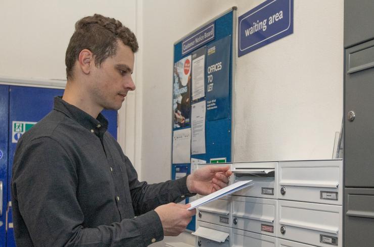 access-offices-heathrow-mail-box