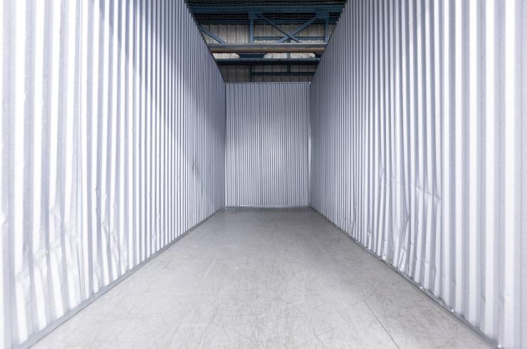 Access Self Storage medium unit