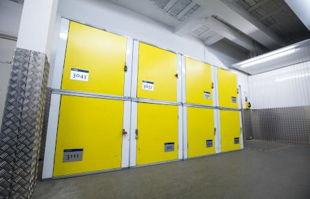 Access Self Storage Mitcham - lockers