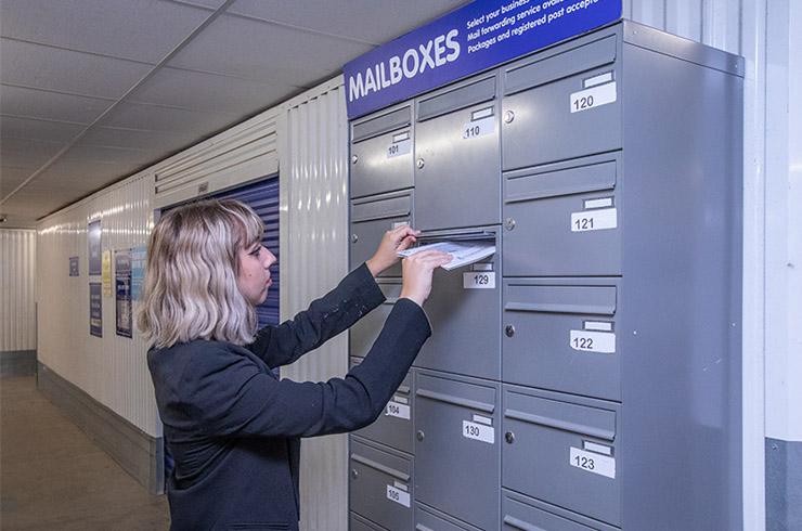 Access Self Storage Orpington - mailboxes