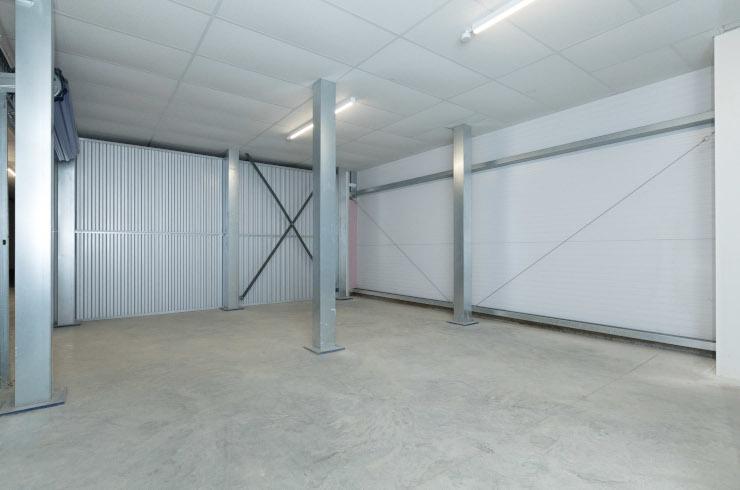 Access Self Storage medium storage unit