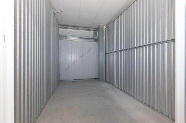 Access Self Storage small storage unit