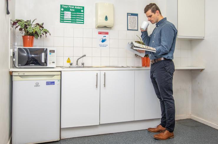 access-offices-twickenham-kitchen