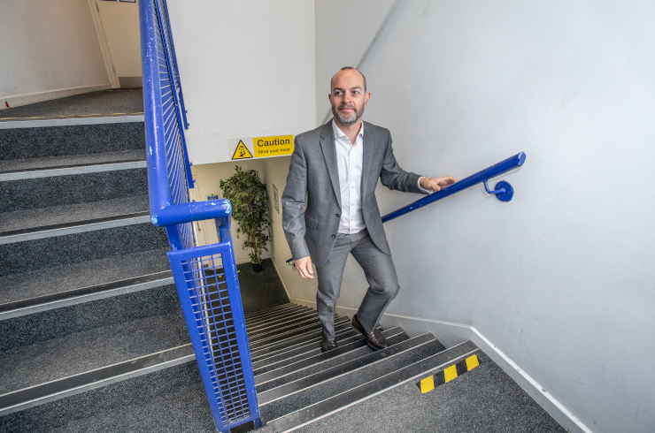 access-offices-twickenham-stairs