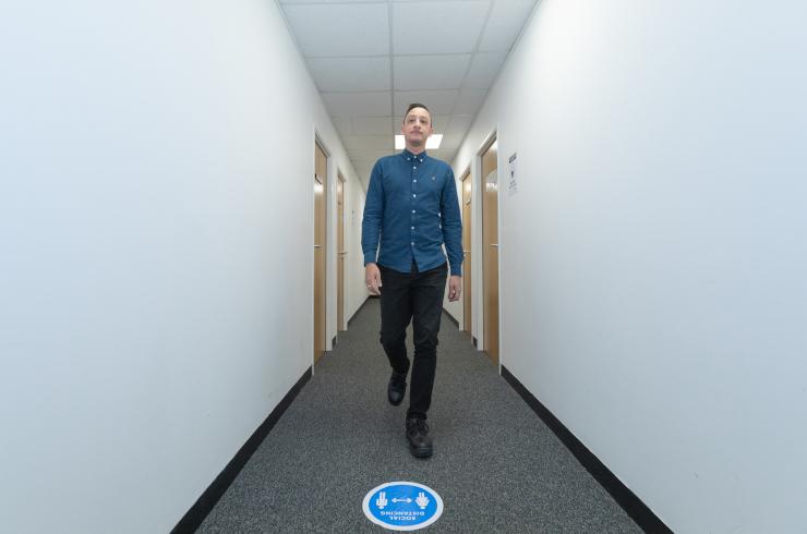 access-offices-wandsworth-corridor