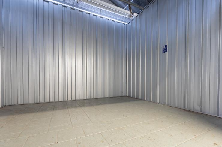 Access Self Storage small unit