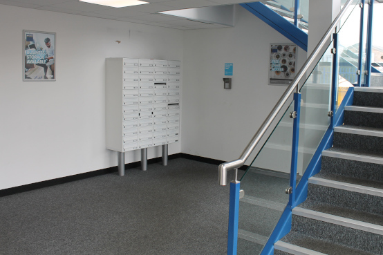 Access Offices entrance hall