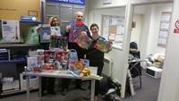Donating Christmas gifts