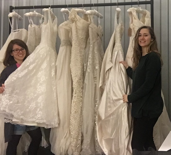 wedding dress charity Brides do Good