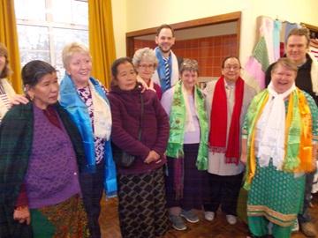 Elders Craft & English Exchange