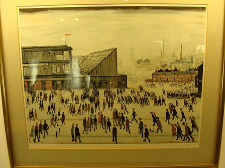 LS Lowry painting