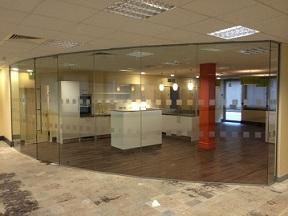 Sandhurst Interiors showroom