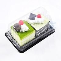 plastic cake box