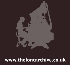 The Font Archive logo