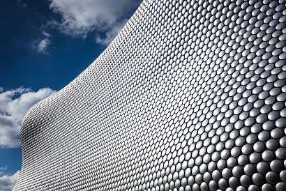Building photography in Birmingham