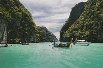 Thailand sea and islands