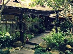 Thailand jungle house