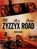 Zyzzyx Road DVD box