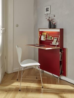folding desk from Furl