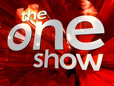 The One Show TV title screen