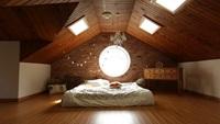 garage converted into bedroom