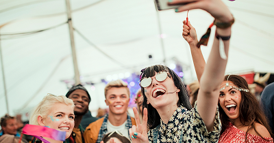 Heading to a festival this summer? Check out our festival checklist