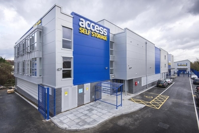 Expanding Access Self Storage Northampton