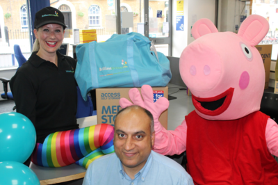 Brilliant Birthdays from Kings Cross shortlisted for national business award