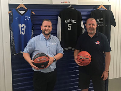 Bigfoot Basketball from Mitcham shortlisted for national business award