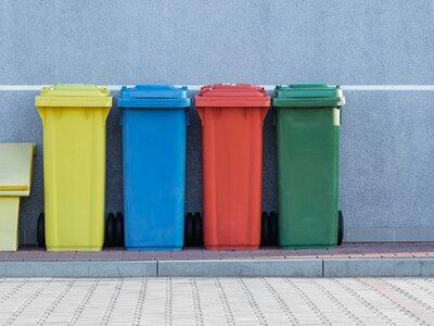 Recycling statistics England