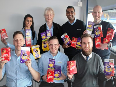 Access Self Storage team launches Easter Egg Appeal 2020