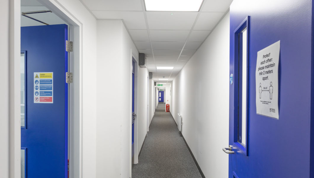 Access Offices in Reading corridor