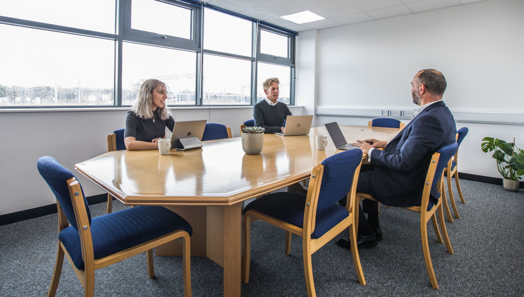 Access Offices in Reading meeting room